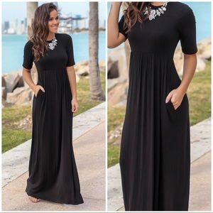 Full Sleeve Maxi Dresses